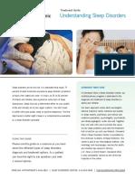 Understanding Sleep Disorders
