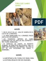 Los Grandes Iniciados Moises 10ene2019