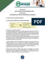 Documento 9. Tratamiento Del Niño Con Problemas de Oido y Garganta (1)