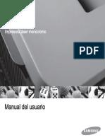 Samsung ML-4050 Series - Manual de Usuario