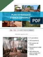 Plan Estratégico para la Cuenca de Caimancito