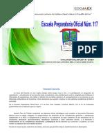 Plan de Trabajo Por Academias 2019-2020.