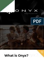 Onyx Lif Style Vip
