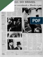 jornal do Brasil 1961