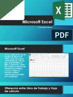 Excel, Conceptos