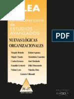 NUEVAS LÓGICAS ORGANIZACIONALES