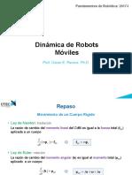 DINAMICA ROBOTS