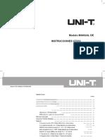 UT233 Eng Manual.en.Es