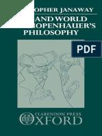 Christopher Janaway - Self and World in Schopenhauer's Philosophy-Oxford University Press, USA (1989).pdf