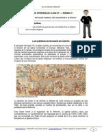 Guia de Aprendizaje Historia 8basico Semana 11 2014