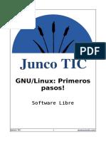 GNU Linux Primeros Pasos!