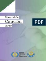 Manual de Caución