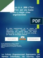 Prestacion Caso Aaa Sa. Bbb Ltda y Ccc Ltda
