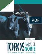 Catálogo Santa Clotilde