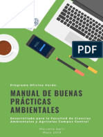 Manual de Buenas Prácticas para Oficina Verde