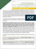 Comunicaciones Integradas de mercadeo  CIM