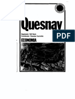 QUESNAY, François. Economia