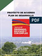 Plan de desarrollo de Jamundí