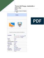 Provincia de Tierra Del Fuego Wiki