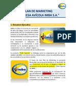 Estudio de marketing Bolivia
