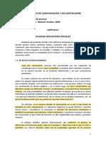 Escandell, MV. El Esquema Clásico de La Comunicación y Sus Limitaciones Subrayado