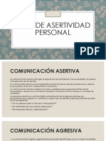 Guia de Asertividad Personal