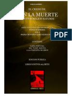 Pablo Barrera - El Credo de San La Muerte Edicion Publica