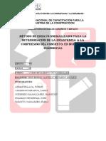 Informe Del Ensayo de Compresion en Muestras Cilindricas de Concreto (1)