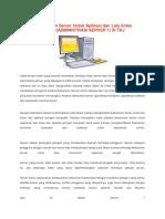 Materi ASJ KD 1 Menganalisis Kebutuhan Server Untuk Lalu Lintas Dan Aplikasi Jaringan Komputer (1)