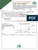 ENEM - Porcentagem, Juros e Operações com Conjuntos