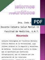 Neurosis - Dra Cabrera