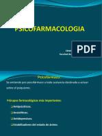 Psicofarmacología - Dra Hansen