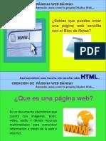 Presentacion Pagina Web
