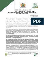 MAPAS PARLANTES METODOLOGIA
