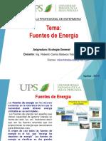 Clase 3_Fuentes de Energía