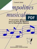 Saitta, C. - Trampolines Musicales