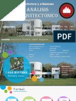Casa Hoffman Richard Meier