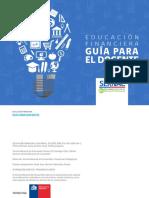 guía docente educación financiera