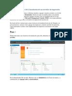 Windows Server 2012 Instalación de Un Servidor de Impresión