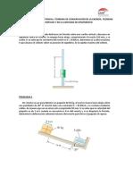 Boletín 4. Teorema de Conservación y de La Cantidad de Movimiento (3)