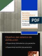 Clase Servicios Ambulatorios 2016