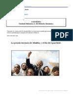 Madiba y el fin del Apartheid