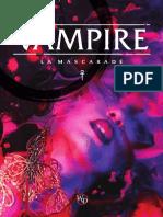 Vampire La Mascarade 5e Édition