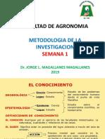 Clase 1 Metodologia 2019