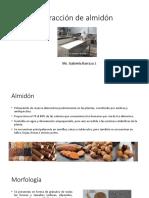 Extracción de Almidón (1)