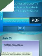 Instalacoes Elétricas AULA 03 Lapa - Edson FATEC 2018