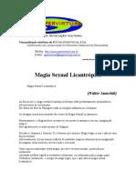 Magia Sexual Licantrópica.doc