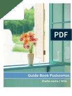 Guidebook puskesmas