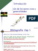 01 Clasificacion y Generalidades 2013