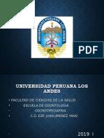 UPLA Odontologia Para Bebes2018 II DR JIMENEZ